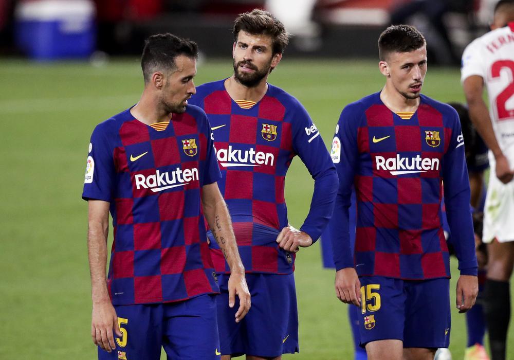 Sevilla v FC Barcelona - La Liga Santander