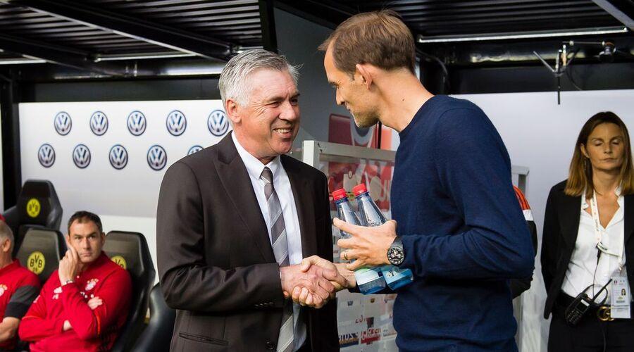 Thomas Tuchel has beating the likes of Ancelotti, Zidane, etc. Some he has beaten multiple times.